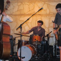 Trio Elétrico @ Davi Moraes, Alberto Coninentino e Domenico Lancellotti